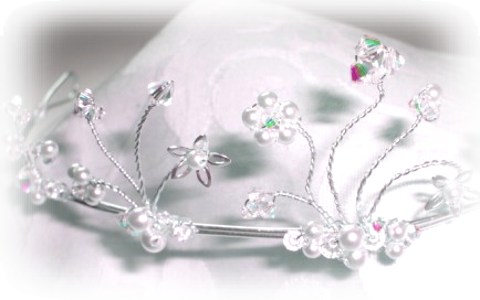 Bridal Tiaras and BridesmaidsTiaras